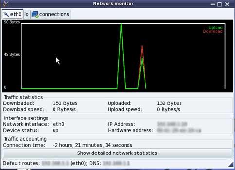 фото, Монитор сетевых соединений KDE4 Mandriva, Monitor network connections KDE4 Mandriva, Monitor setevyh soedineniĭ KDE4 Mandriva
